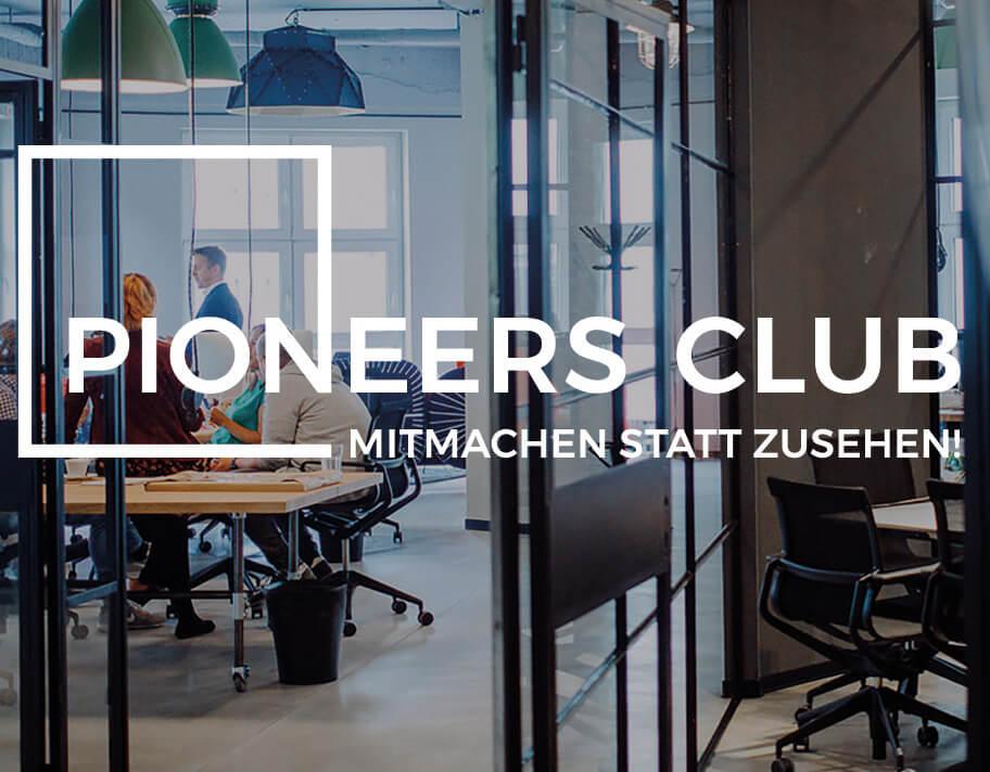 Logo Pioneers Club