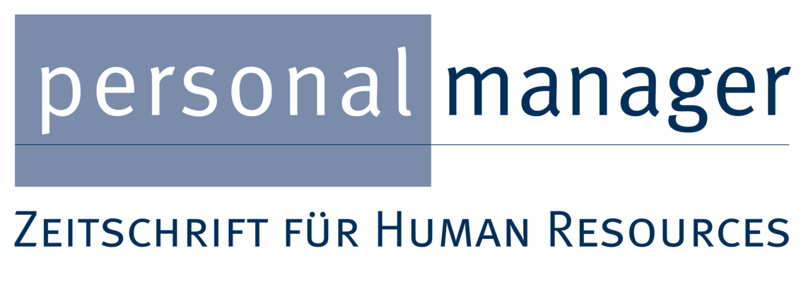 personal manager Logo